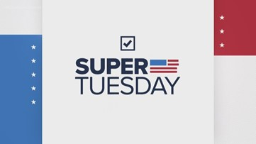 Live real-time primary election results