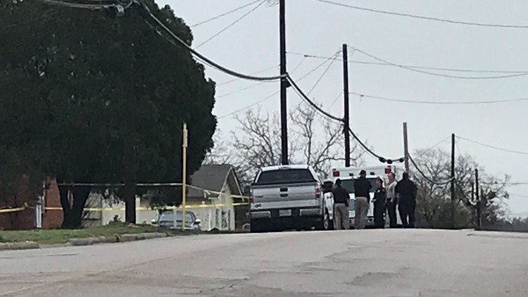Officer- involved shooting in Killeen