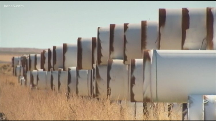 Suspension of Keystone XL Pipeline to have no impact on local gas prices, experts say