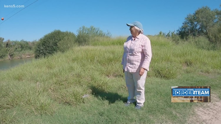Landowners along the Texas border continue fight to hold onto their property
