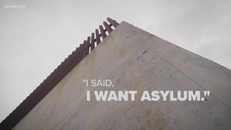 Why one asylum seeker chose to cross the Rio Grande twice