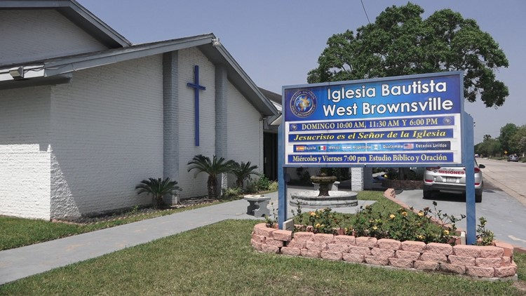Baptist Church West Brownsville opened its doors to migrant families released by Border Patrol