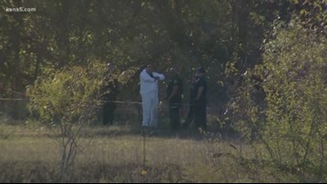 Sheriff: Burning human remains found in southwest Bexar County possibly a child