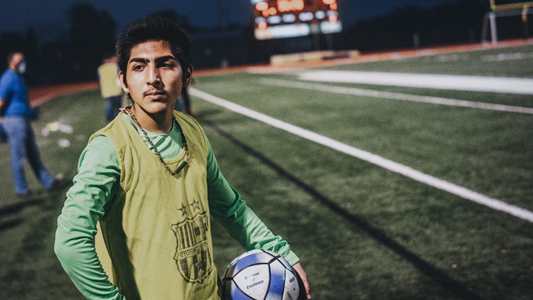 'I would not change it a bit' | Two soccer players fight to survive on and off the field along US-Mexico border