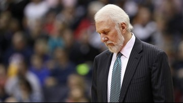 Coach Pop 'doesn't know the answer' to whether he'll coach next season