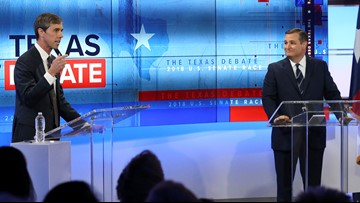 Cruz supports Trump ending birthright citizenship, Beto opposes