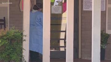 Nursing home outbreak lead to three relatives hospitalized for the coronavirus
