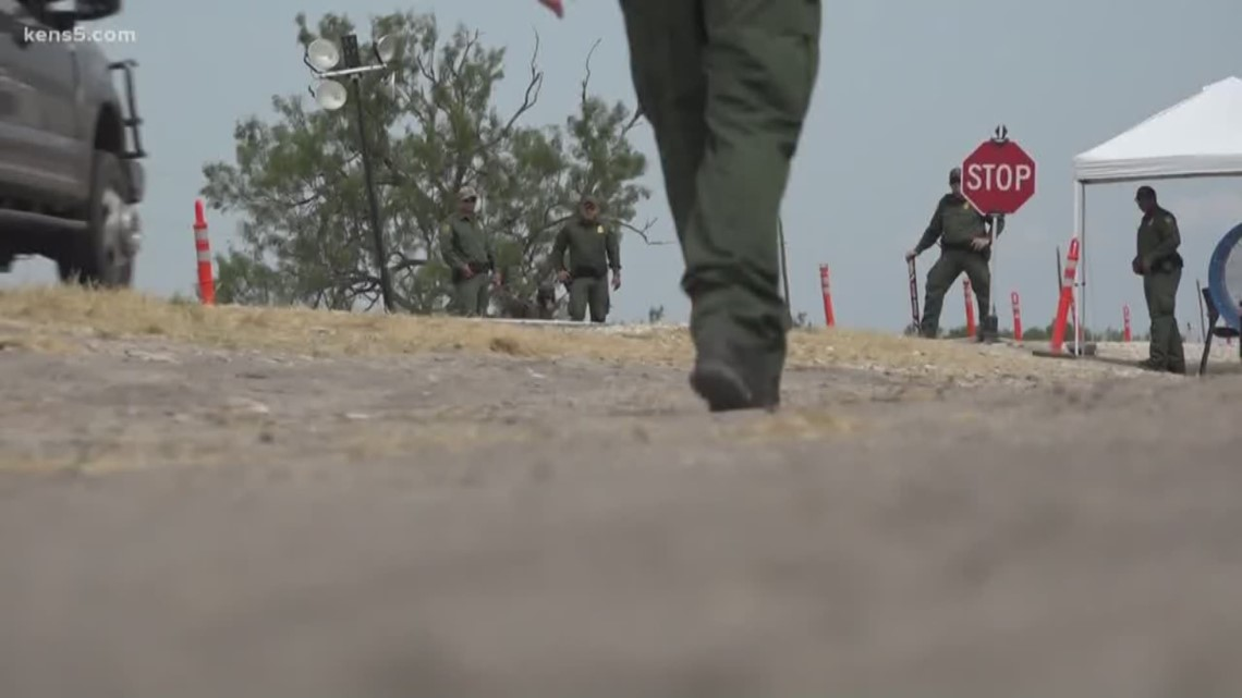 Border Patrol agents assaulted on New Year's Eve in Laredo