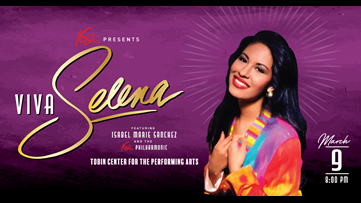Greatest hits of Selena concert announced