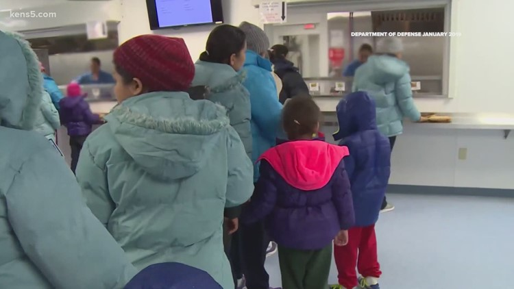 Attorney describes conditions faced by ICE detainees during Texas winter storms
