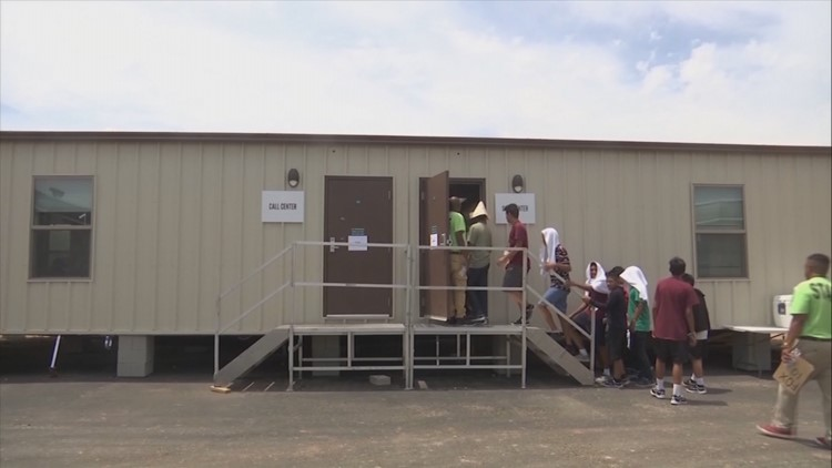 Future of migrant teens at Carrizo Springs shelter uncertain