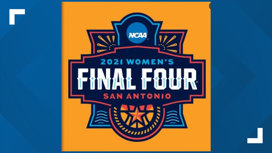 A year out from SA hosting 2021 NCAA Women's Final Four, the logo is here