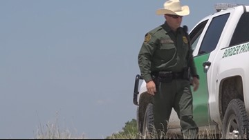 Border Patrol agents discover 37 people inside tractor-trailers during checkpoint stops
