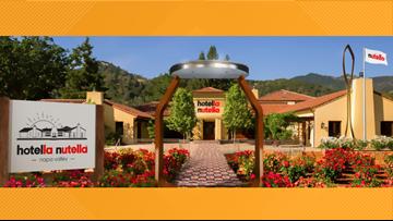 Win a trip to Hotella Nutella; weekend getaway dedicated to the hazelnut spread