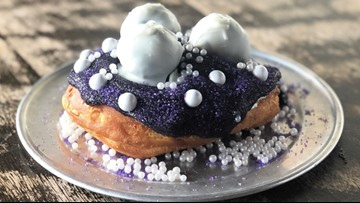 A Selena-themed donut is coming to San Antonio's new Gourdough's location