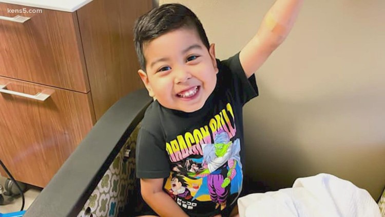 Lytle community rallies around 4-year-old in need of transplant