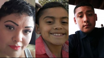 UPDATE: Missing mom and two boys from Laredo found