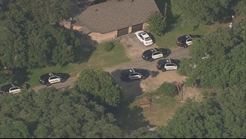 Police say guns, drugs, pipe bombs found in north San Antonio home; 2 arrested