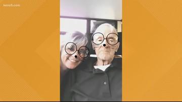 'Senior Selfie Month' raises money for Alzheimer's research