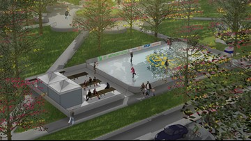 Dreaming of a winter wonderland? An ice skating rink is coming to San Antonio next month