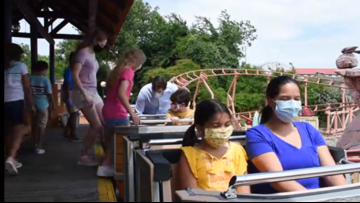 Six Flags announces reopening date after being closed due to coronavirus pandemic