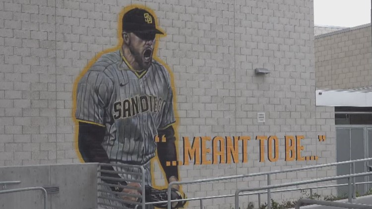 Former Corpus Christi Hooks pitcher Joe Musgrove mural to be unveiled at his high school alma mater after no-hitter
