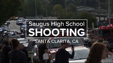 2 killed, 3 injured in school shooting in Santa Clarita, CA; suspect in custody