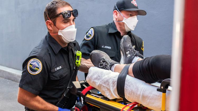 Pacific Northwest medical responders save lives in heatwave
