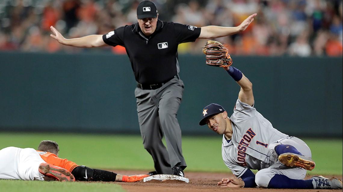 'Air Yordan' leads Astros in historic 23-2 blowout of ...