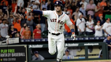 Alex Bregman signs multi-year, $100M extension with Astros