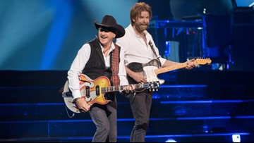 Brooks & Dunn announce reunion for 'Reboot 2020 Tour' with one show in Houston
