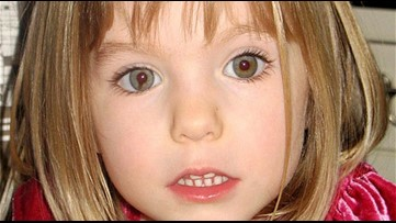 Police believe 3-year-old girl who disappeared from resort in 2007 is dead; suspect ID'd in Germany