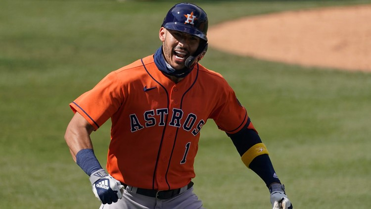 Carlos Correa agrees to one-year deal with Astros, avoiding arbitration