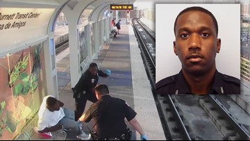 Former Metro officer convicted in 2016 beating of man at light rail stop