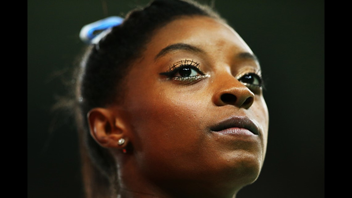 'My heart aches for everyone involved'   Simone Biles tweets about brother's arrest on murder charge