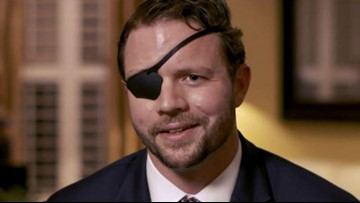 Dan Crenshaw, ex-Navy SEAL mocked by SNL comic, wins House seat