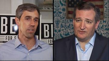 Cruz vs. O'Rourke: Senate candidates meet for first of three debates