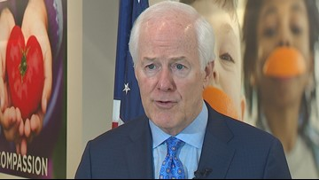 From masks to money, Sen. Cornyn is answering  COVID-19 questions
