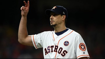 AP source: Charlie Morton, Rays agree on $30M, 2-yr deal