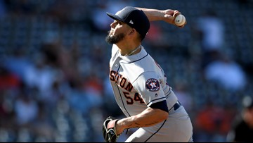 Astros Assistant GM disputes Sports Illustrated article on Osuna comments