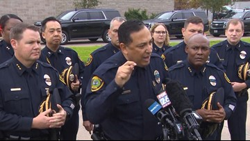 Houston police union: Chief's NRA comments were 'offensive and inappropriate'