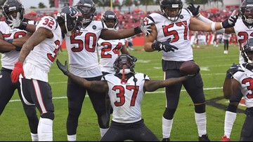 Texans once again AFC South champs after 23-20 win over Bucs