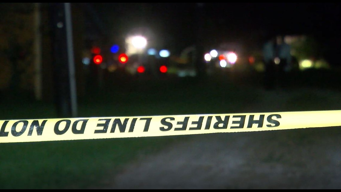 man  woman shot to death inside travel trailer in