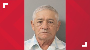Man, 72, who ran over ex-girlfriend 4 times gets 20-year sentence