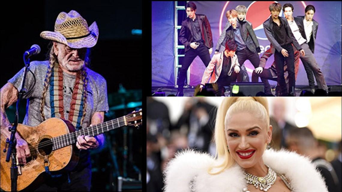 2020 Houston Rodeo Concert Lineup Kiiitv Com