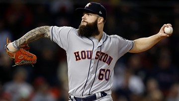 Report: Dallas Keuchel agrees to 1-year contract with Atlanta Braves