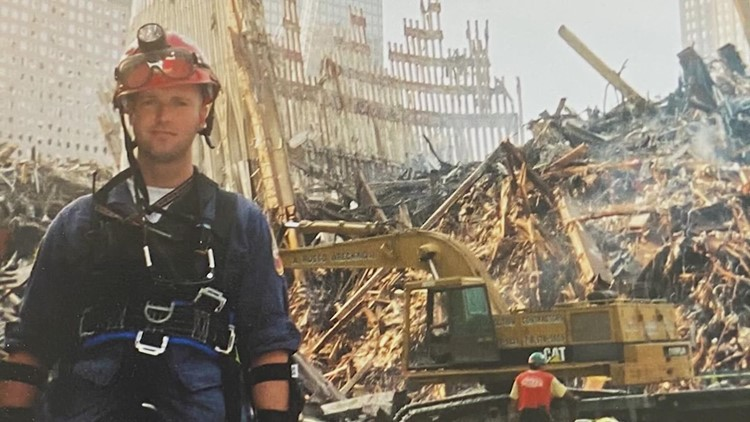 'When I left there, I think I held my family a little bit closer'   Sugar Land firefighter reflects on recovery efforts after 9/11
