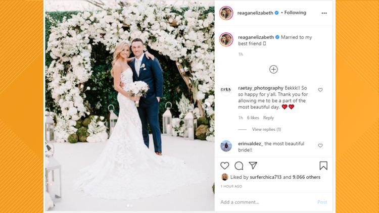 Alex, Reagan Bregman sue San Antonio resort over $80,000 refund for canceled wedding