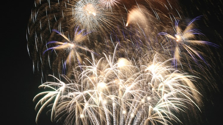Be cautious of veterans dealing with PTSD while setting off fireworks