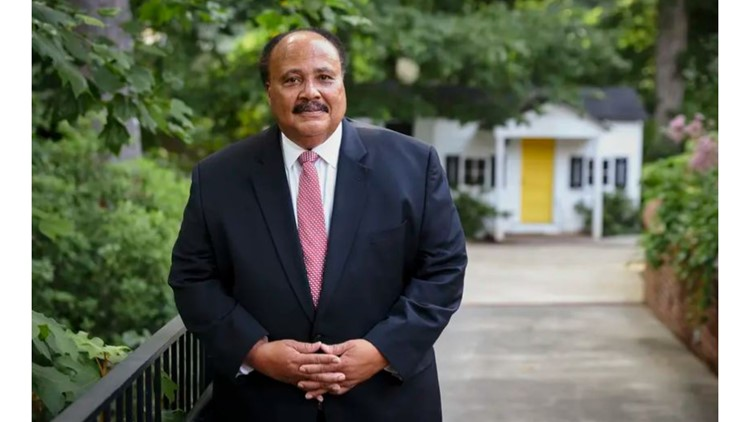 Texas lawmakers used MLK's words to attack critical race theory. MLK III says his father's work actually supports it.